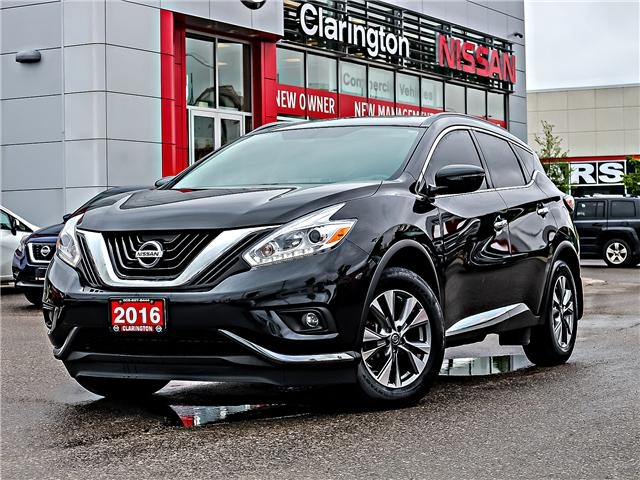 2016 Nissan Murano SV (Stk: GN125250L) in Bowmanville - Image 1 of 30