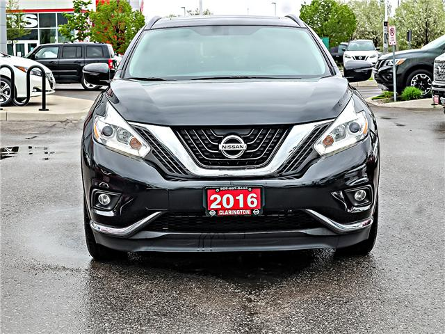 2016 Nissan Murano SV (Stk: GN125250L) in Bowmanville - Image 2 of 30