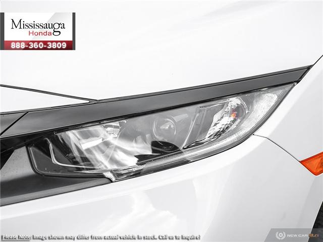 2019 Honda Civic LX (Stk: 326368) in Mississauga - Image 10 of 23