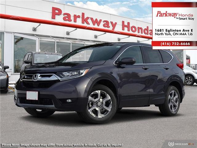 2019 Honda CR-V EX-L (Stk: 925356) in North York - Image 1 of 17