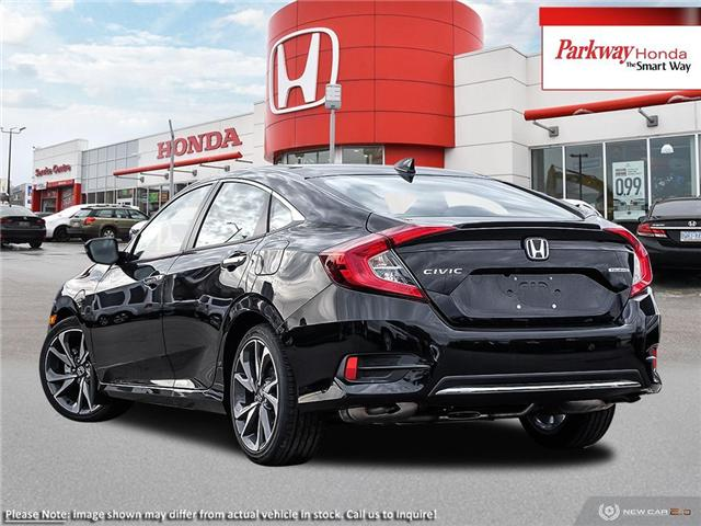 2019 Honda Civic Touring (Stk: 929426) in North York - Image 4 of 23