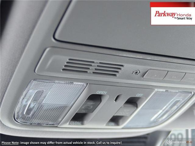 2019 Honda CR-V EX-L (Stk: 925355) in North York - Image 14 of 17