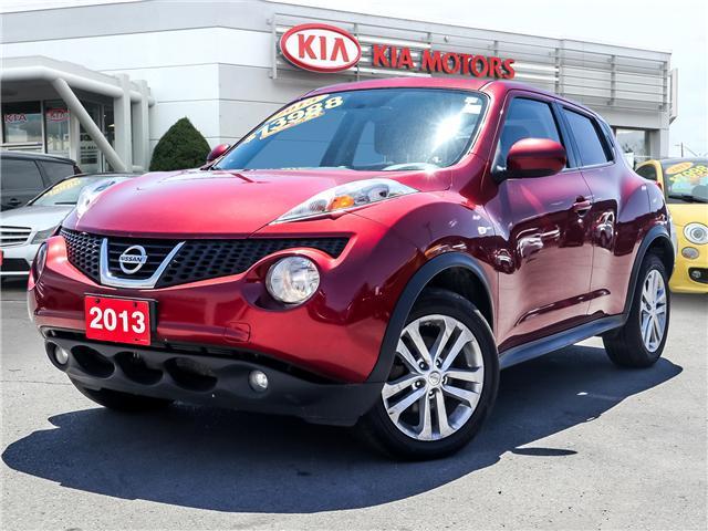 2013 Nissan Juke  (Stk: 2367A) in Burlington - Image 1 of 26