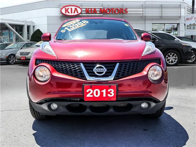 2013 Nissan Juke  (Stk: 2367A) in Burlington - Image 2 of 26