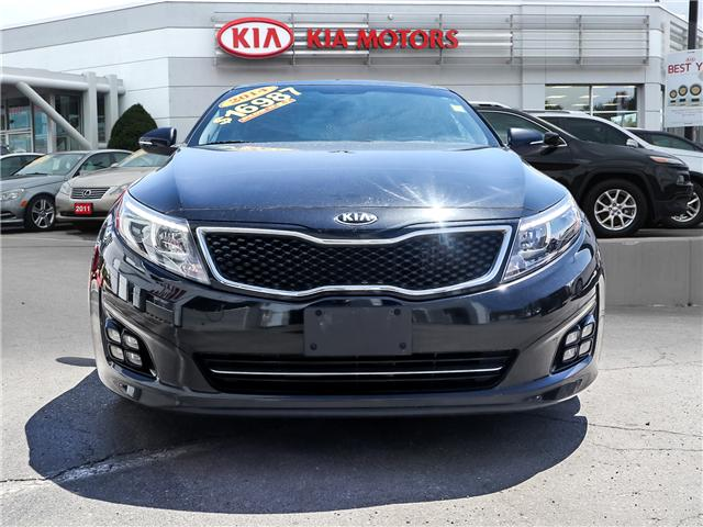 2014 Kia Optima SX Turbo (Stk: 907052A) in Burlington - Image 2 of 24
