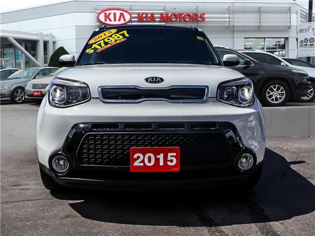 2015 Kia Soul  (Stk: 908052A) in Burlington - Image 2 of 24