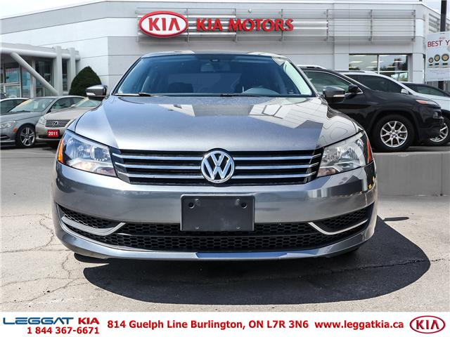 2014 Volkswagen Passat 2.5L Trendline (Stk: 2401) in Burlington - Image 2 of 23