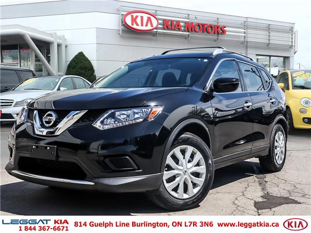2016 Nissan Rogue S (Stk: W0153) in Burlington - Image 1 of 23