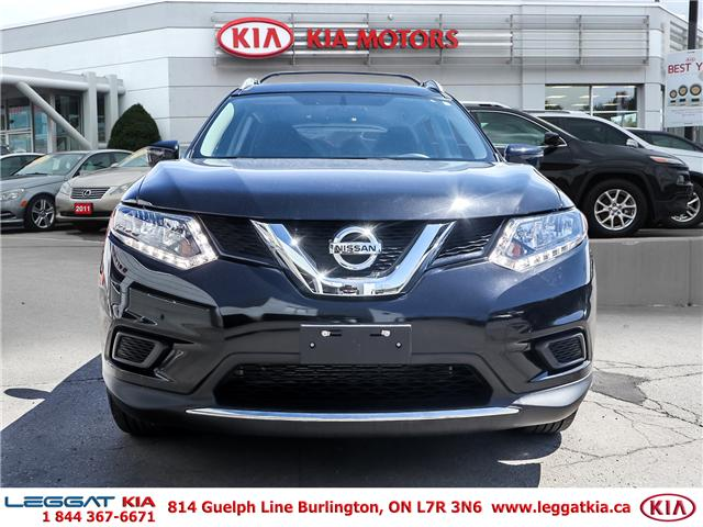2016 Nissan Rogue S (Stk: W0153) in Burlington - Image 2 of 23