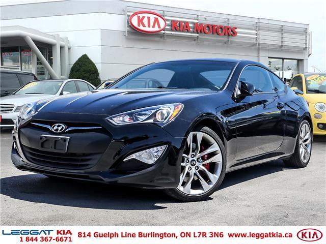 2015 Hyundai Genesis Coupe  (Stk: W0146) in Burlington - Image 1 of 23