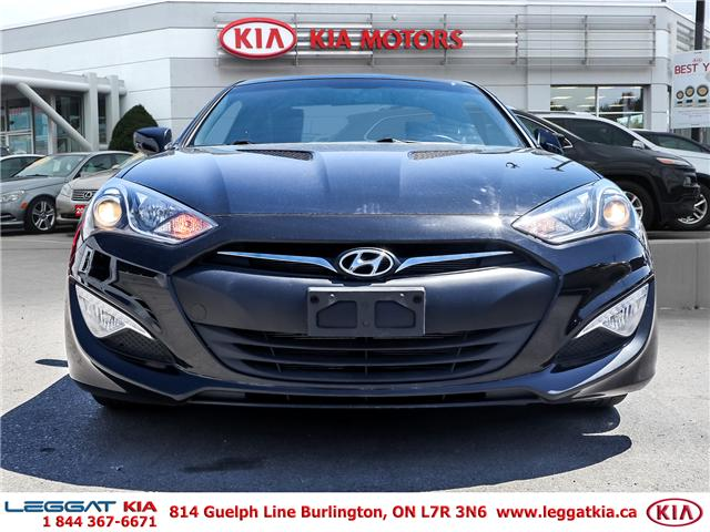 2015 Hyundai Genesis Coupe  (Stk: W0146) in Burlington - Image 2 of 23