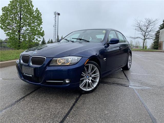2011 BMW 335i xDrive (Stk: P1442-1) in Barrie - Image 1 of 6