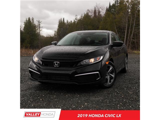 2019 Honda Civic LX (Stk: N05258) in Woodstock - Image 1 of 11