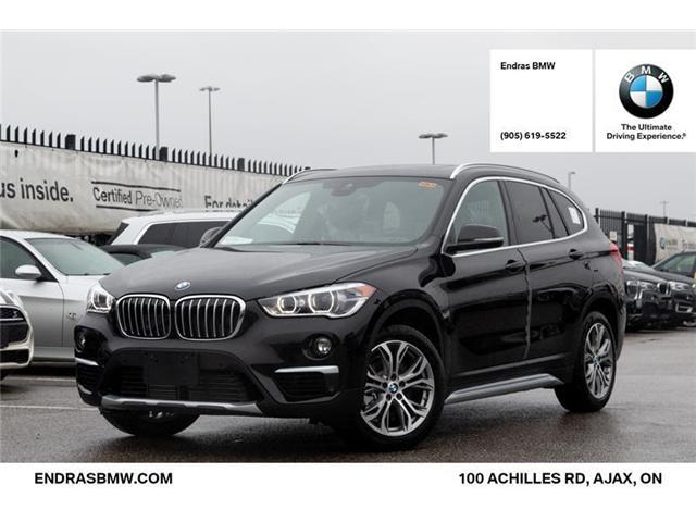 2019 BMW X1 xDrive28i (Stk: 12938) in Ajax - Image 1 of 21