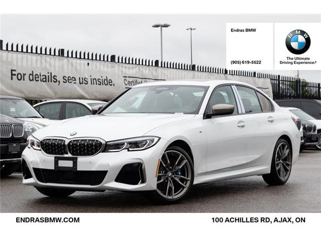 2020 BMW M340 i xDrive (Stk: 35542) in Ajax - Image 1 of 22