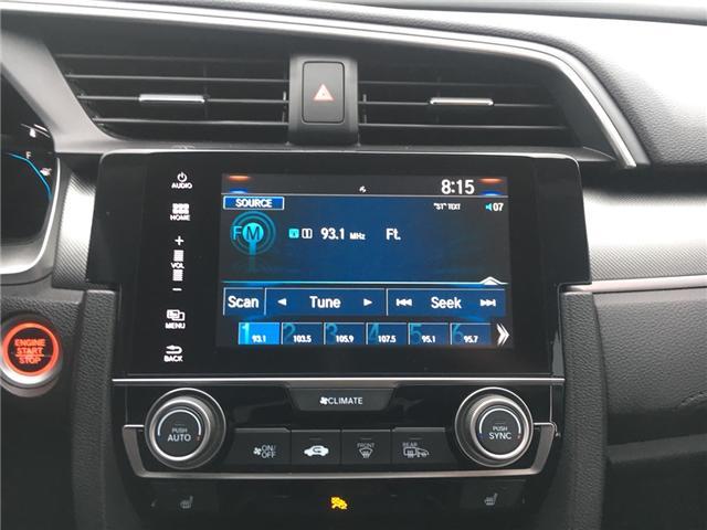 2016 Honda Civic EX (Stk: U16292) in Barrie - Image 2 of 18