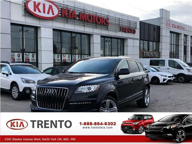2013 Audi Q7  (Stk: SF138) in North York - Image 1 of 27