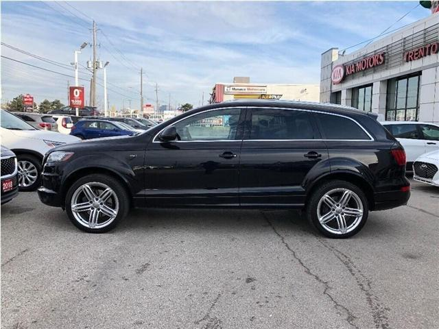 2013 Audi Q7  (Stk: SF138) in North York - Image 2 of 27