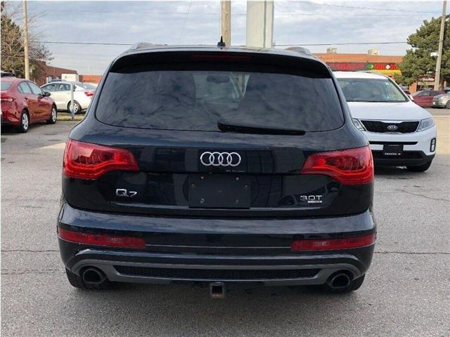 2013 Audi Q7  (Stk: SF138) in North York - Image 4 of 27