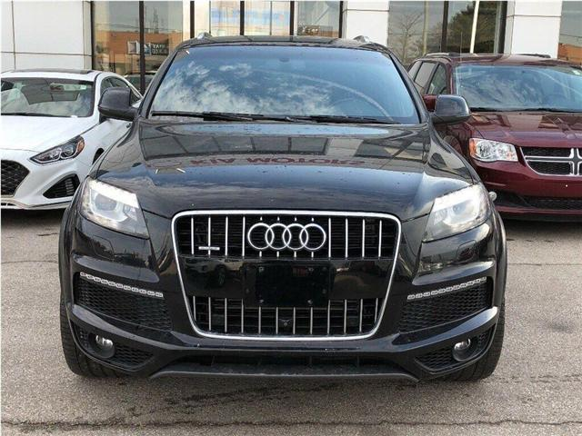 2013 Audi Q7  (Stk: SF138) in North York - Image 8 of 27