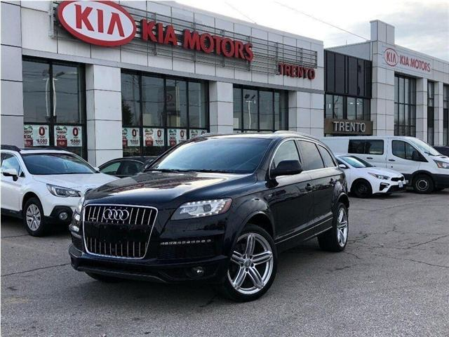 2013 Audi Q7  (Stk: SF138) in North York - Image 9 of 27