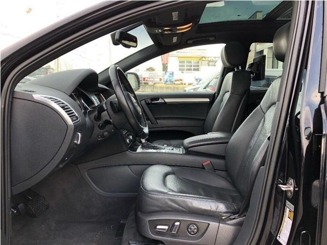 2013 Audi Q7  (Stk: SF138) in North York - Image 11 of 27