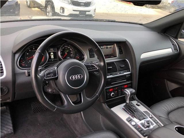 2013 Audi Q7  (Stk: SF138) in North York - Image 13 of 27