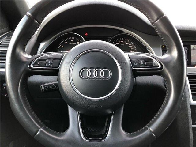 2013 Audi Q7  (Stk: SF138) in North York - Image 16 of 27