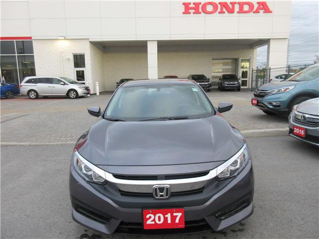 2017 Honda Civic LX (Stk: 27083L) in Ottawa - Image 2 of 12
