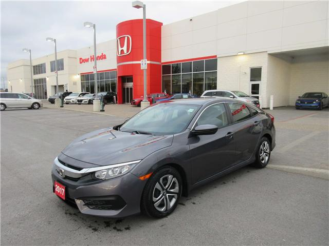 2017 Honda Civic LX (Stk: 27083L) in Ottawa - Image 1 of 12