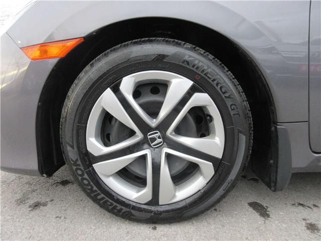 2017 Honda Civic LX (Stk: 27083L) in Ottawa - Image 11 of 12