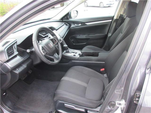 2017 Honda Civic LX (Stk: 27083L) in Ottawa - Image 8 of 12