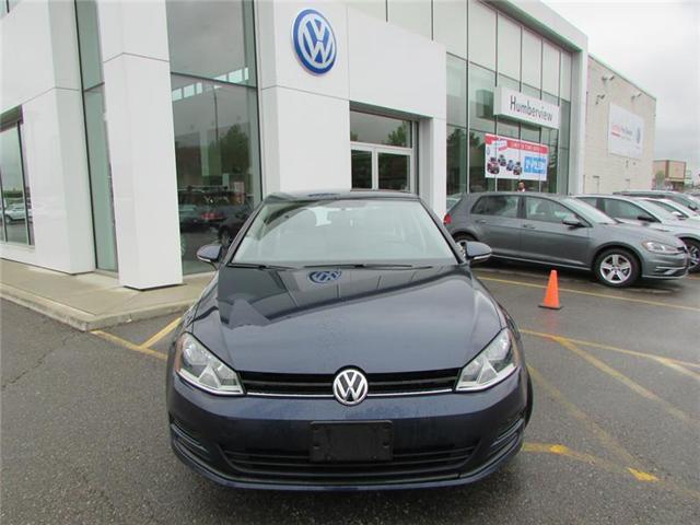 2015 Volkswagen Golf 1.8 TSI Trendline (Stk: 96820A) in Toronto - Image 2 of 20
