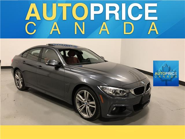 2016 BMW 435i xDrive Gran Coupe (Stk: W0349) in Mississauga - Image 1 of 30