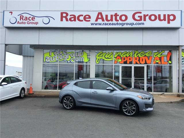 2019 Hyundai Veloster 2.0 GL (Stk: 16634) in Dartmouth - Image 1 of 25
