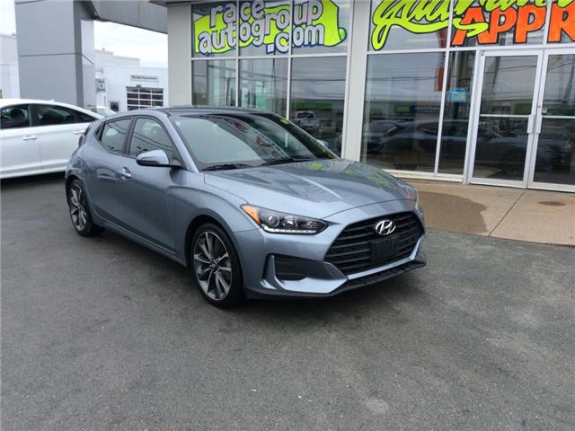 2019 Hyundai Veloster 2.0 GL (Stk: 16634) in Dartmouth - Image 2 of 25