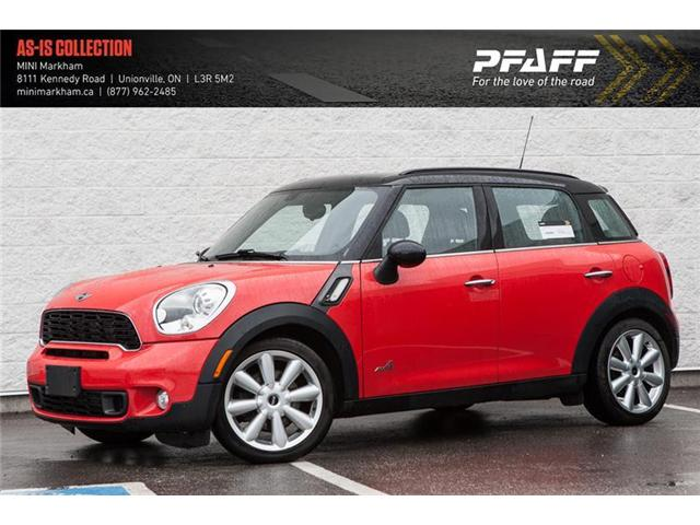 2011 MINI Cooper S Countryman Base (Stk: M5257A) in Markham - Image 1 of 17
