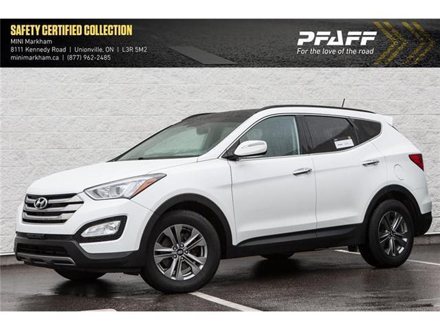 2015 Hyundai Santa Fe Sport 2.0T Premium (Stk: M5327A) in Markham - Image 1 of 17