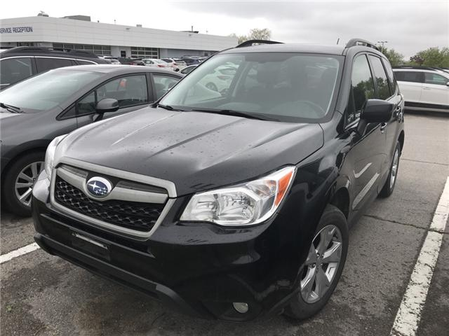 2015 Subaru Forester 2.5i Convenience Package (Stk: P300) in Newmarket - Image 1 of 1