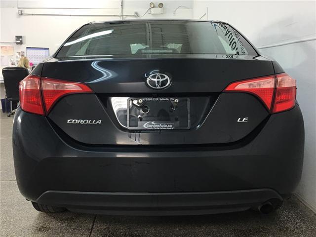 2019 Toyota Corolla LE (Stk: 35052W) in Belleville - Image 6 of 26