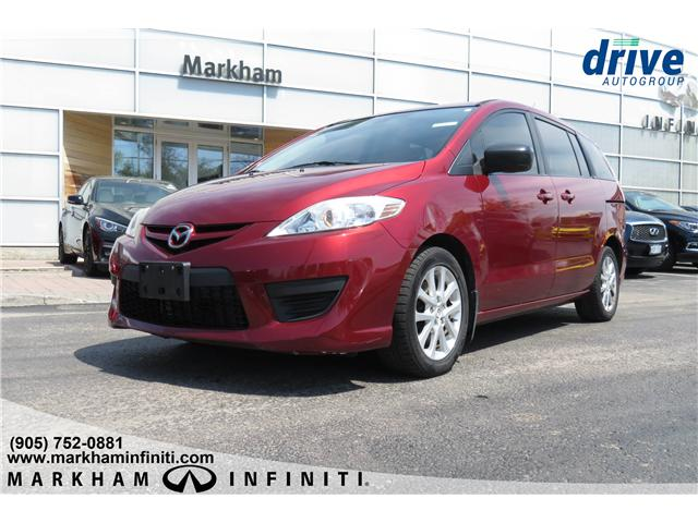 2010 Mazda Mazda5 GS (Stk: K502B) in Markham - Image 1 of 19