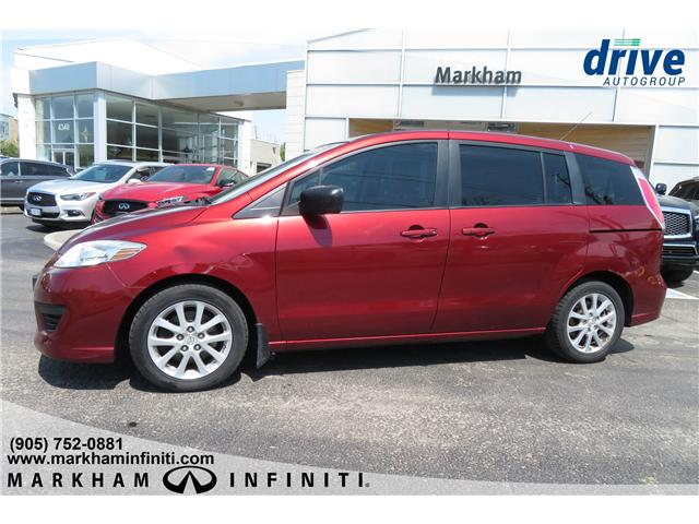2010 Mazda Mazda5 GS (Stk: K502B) in Markham - Image 2 of 19