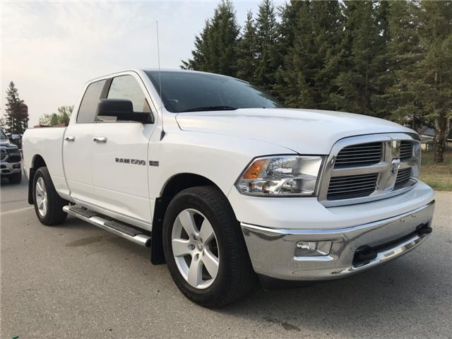 2011 Dodge Ram 1500 SLT (Stk: U19-40A) in Nipawin - Image 1 of 26