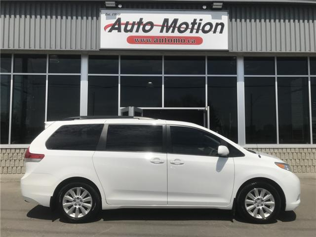 2014 Toyota Sienna  (Stk: TT1911) in Chatham - Image 2 of 24