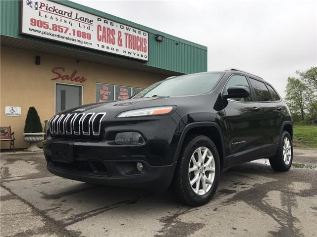 2014 Jeep Cherokee North (Stk: ) in Bolton - Image 1 of 26