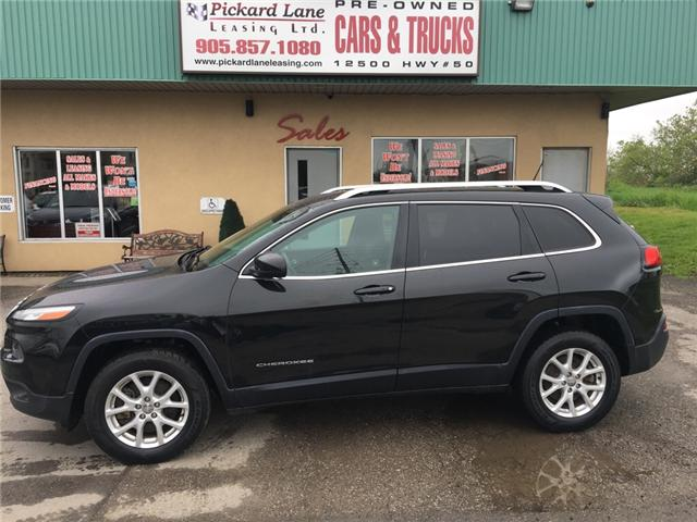 2014 Jeep Cherokee North (Stk: ) in Bolton - Image 2 of 26