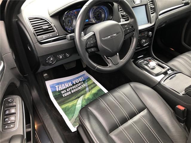 2018 Chrysler 300 S (Stk: -) in Kemptville - Image 8 of 29