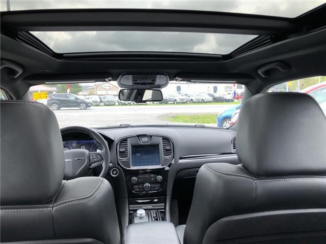 2018 Chrysler 300 S (Stk: -) in Kemptville - Image 10 of 29