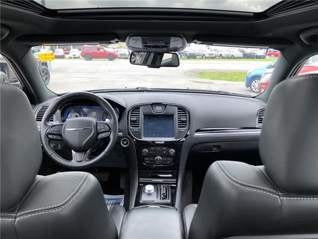 2018 Chrysler 300 S (Stk: -) in Kemptville - Image 11 of 29