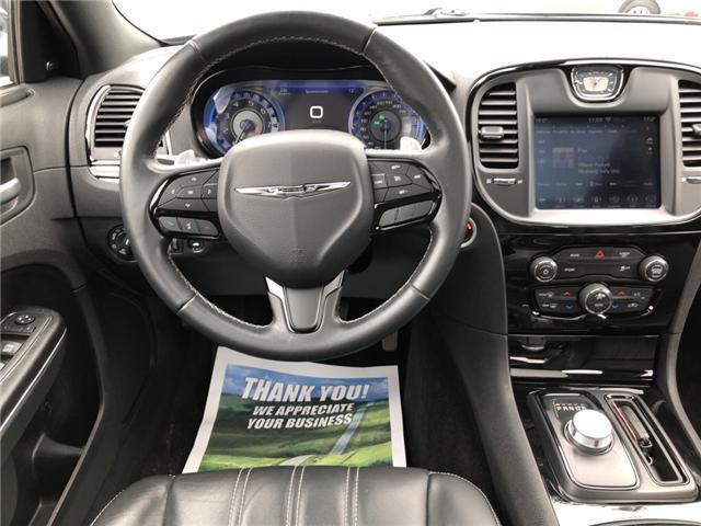 2018 Chrysler 300 S (Stk: -) in Kemptville - Image 12 of 29